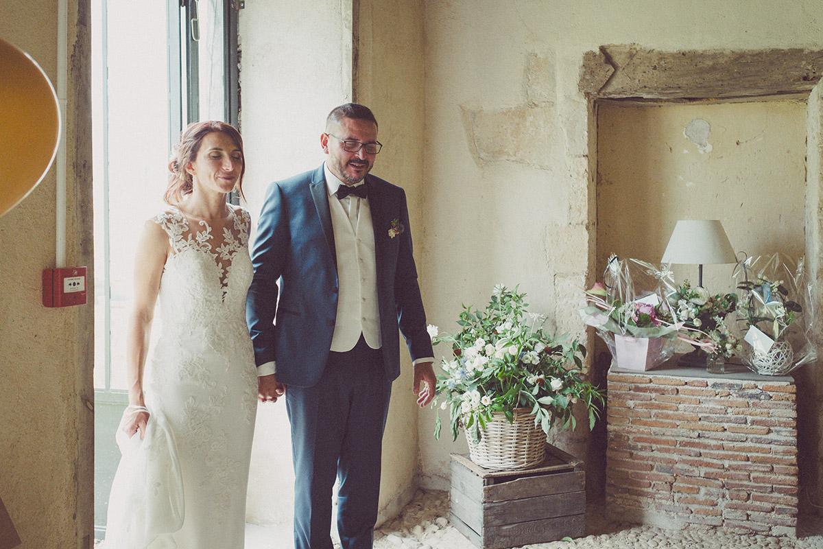 Mariage Coralie & Bastien Ch�au Rossignol